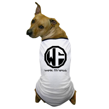 fitness apparel dog shirt